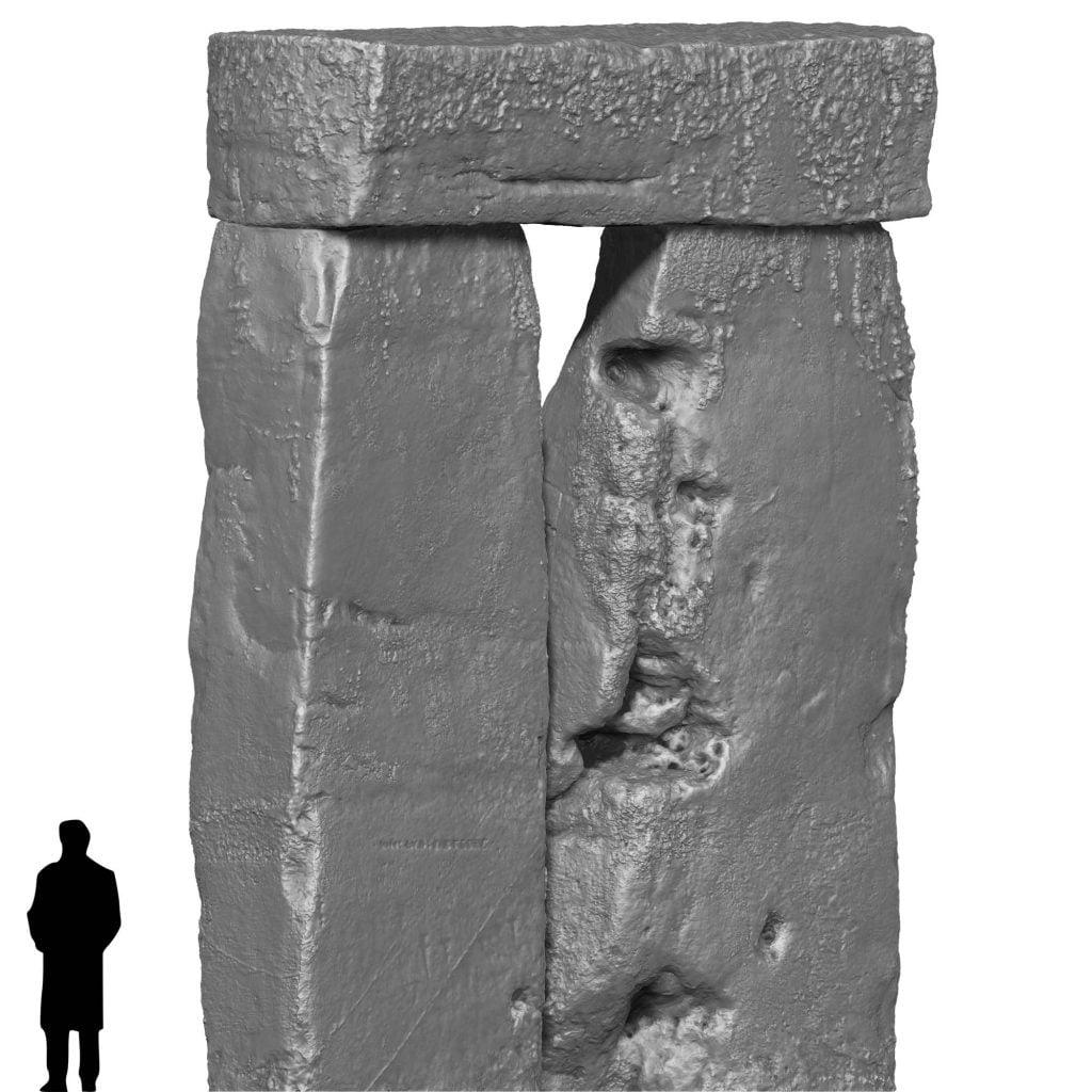 Buy Stonehenge Models: Stonehenge in orthographic corner north 1024x1024  - Trilithon Two - Trilithon Two