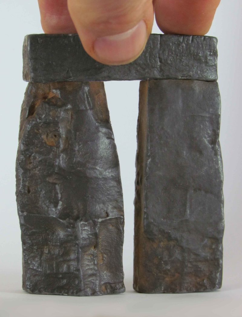 Buy Stonehenge Models: cleaned with hand 800x1045  - Prototype pix - rusted - Prototype pix - rusted