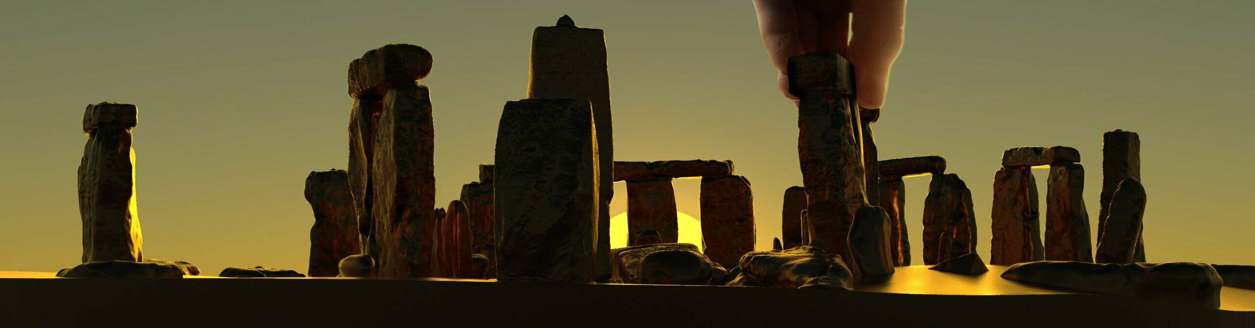Buy Stonehenge Models: summer solstice sunrise 76th scale scaled  - Meticulous - Meticulous