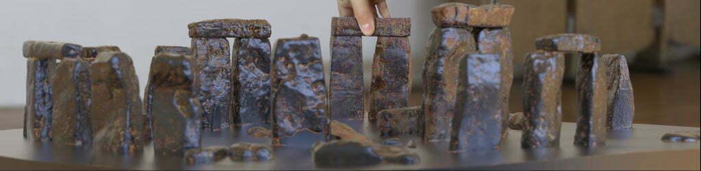 Buy Stonehenge Models: 35th scale new mat 2 1024x250  - 76 and 35th scale models of Stonehenge - 76 and 35th scale models of Stonehenge