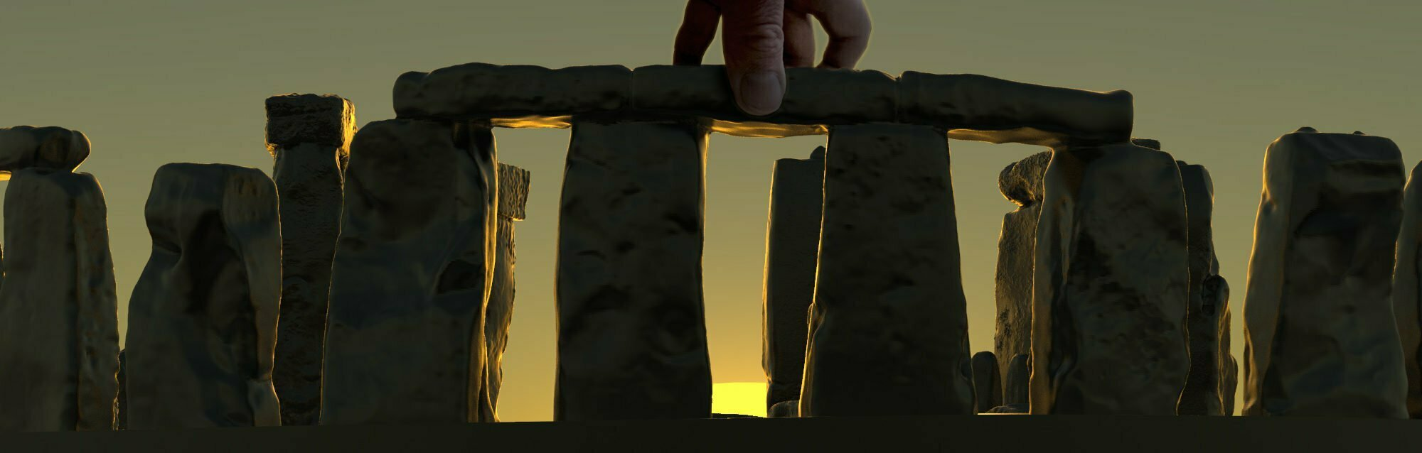 Buy Stonehenge Models: winter solstice sunset 2000x638  - Sign up - Sign up