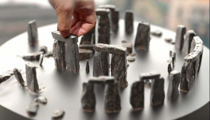 Buy Stonehenge Models: office back t2 stone 54 800x460  - 76th renders - 76th renders