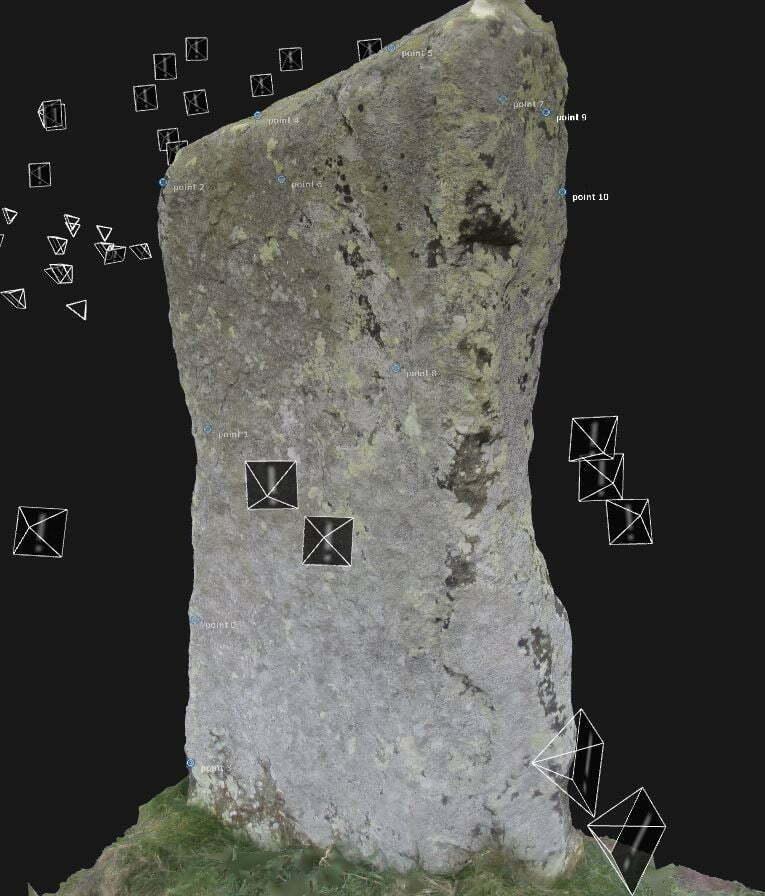 Buy Stonehenge Models: bluestone  - Reality Capture & Zbrush photogrammetry training course -