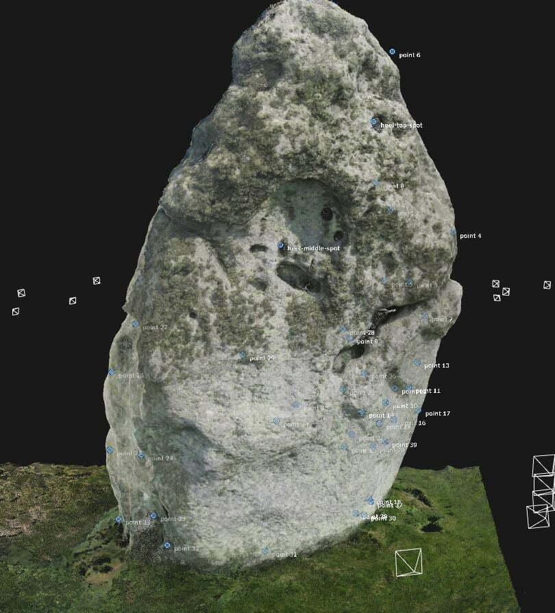 Buy Stonehenge Models: heel  - Reality Capture & Zbrush photogrammetry training course -