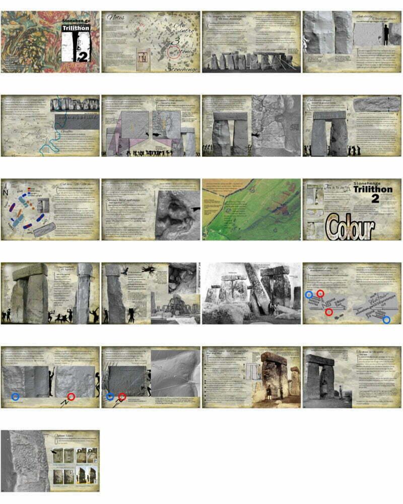 Buy Stonehenge Models: thumbnails of booklet v2 scaled 800x1000  - Study - Study