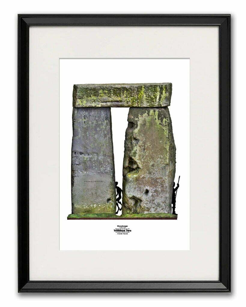 Buy Stonehenge Models: t2 t2 inner aliens 819x1024  - Pictures of trilithons - Pictures of trilithons