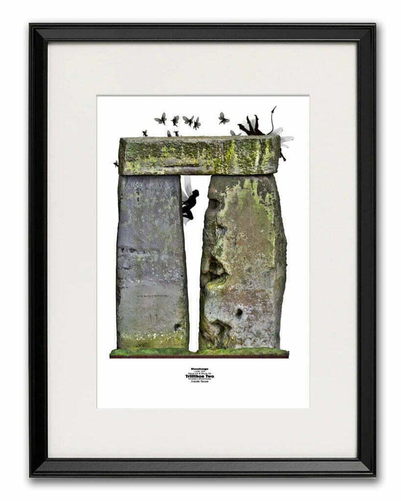 Buy Stonehenge Models: t2 t2 inner fairies 819x1024  - Pictures of trilithons - Pictures of trilithons