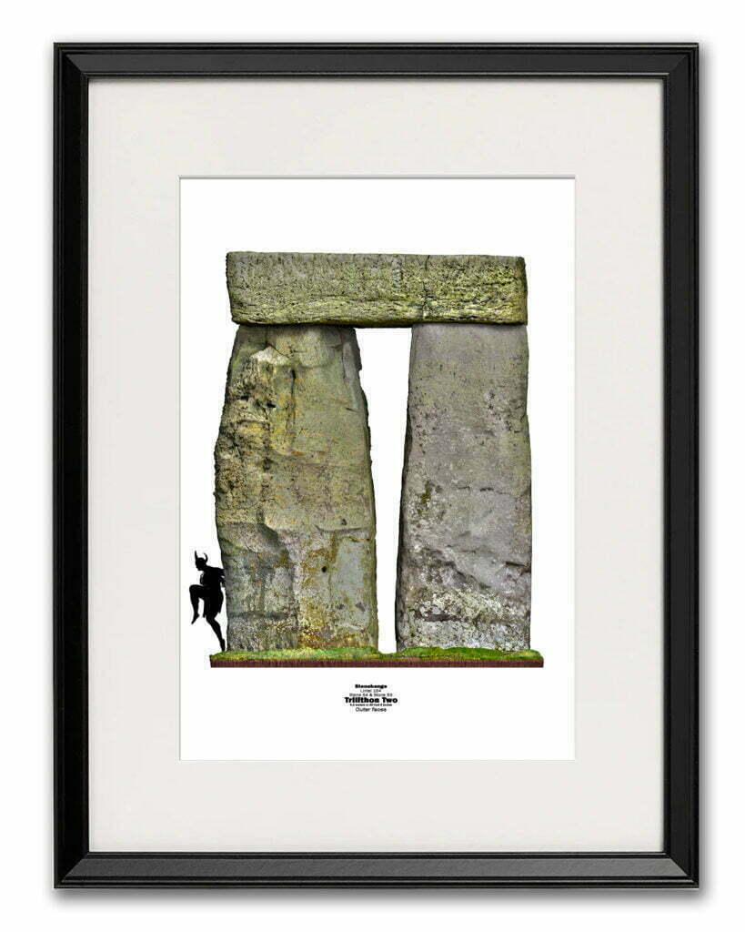 Buy Stonehenge Models: t2 t2 outer shamen 819x1024  - Pictures of trilithons - Pictures of trilithons